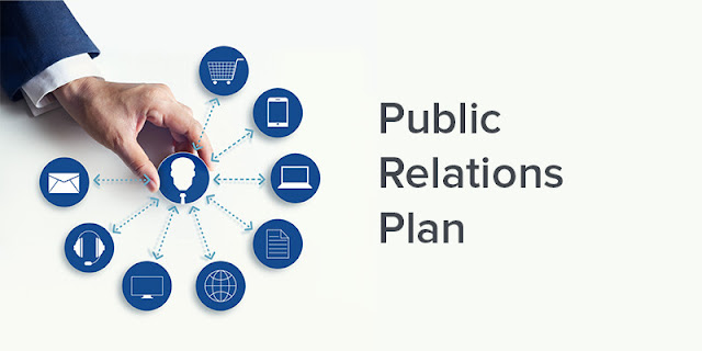 menjadi public relations