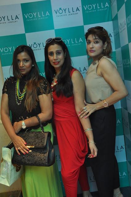 Pooja Garg, Chand Bakshi and Divya Sharma