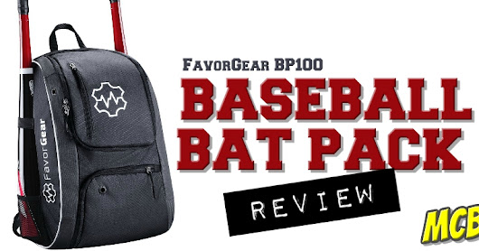 FavorGear BP100 Baseball Bat Pack Review