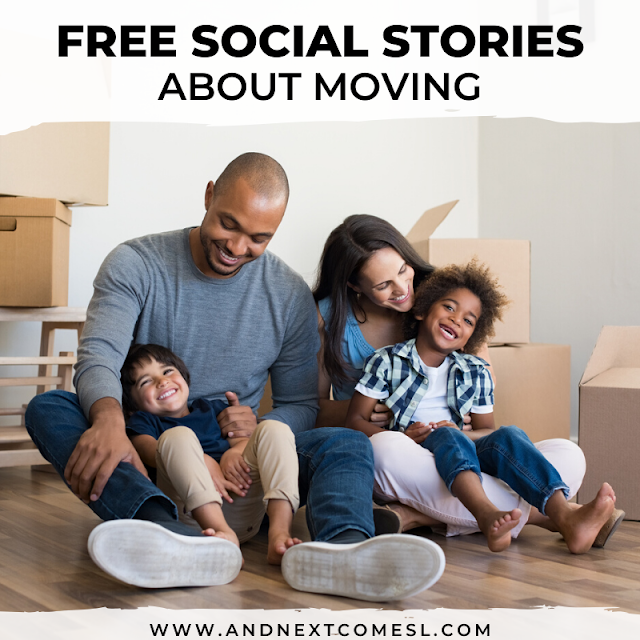 Free moving social stories