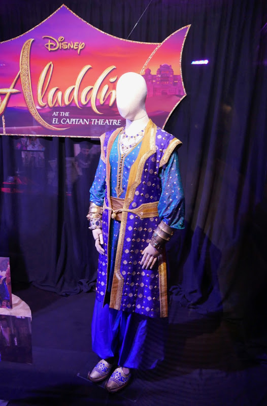 Will Smith Aladdin Genie movie costume