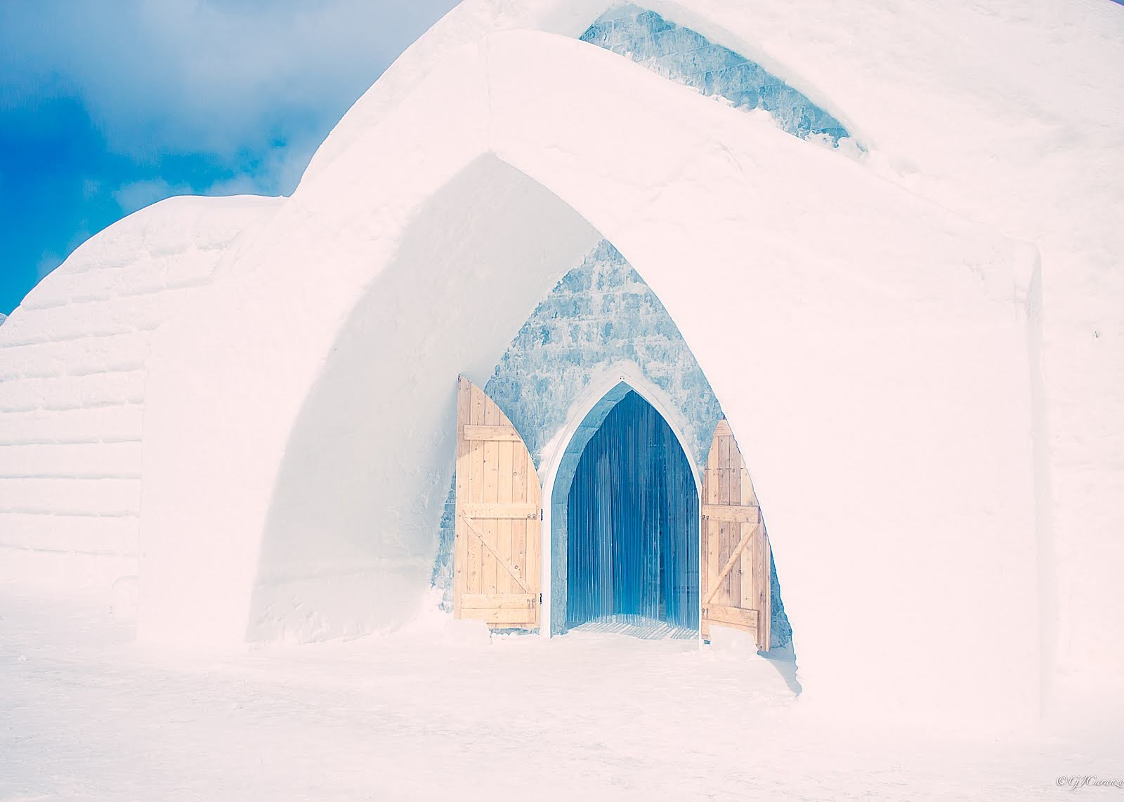 Ice Hotel: Things To Do in Quebec in Winter