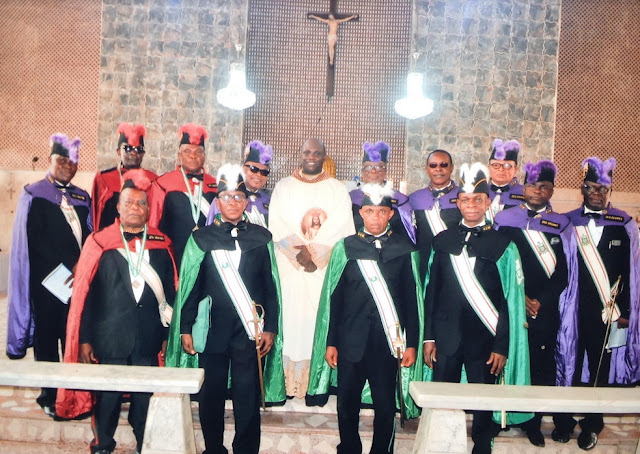 The Knights of St Mulumba