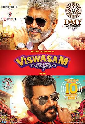 Viswasam (2019) Dual Audio [Hindi (VoiceOver) – Tamil] 720p   480p UNCUT HDRip x264 1.2Gb   500Mb