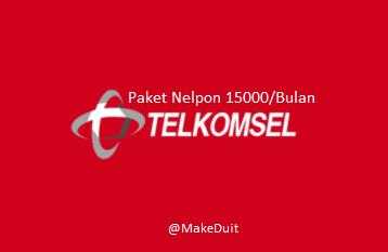 Cara Beli Paket Nelpon Telkomsel 15000/Bulan