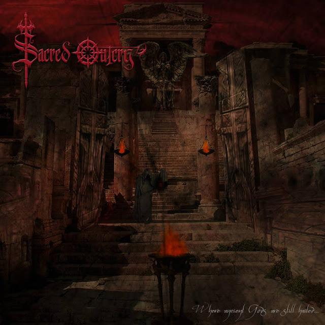 """Το single των Sacred Outcry """"Where Ancient Gods Are Still Hailed"""""""