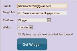 Jak dodać: You might also like, czyli gadżet Podobne posty LinkWithin
