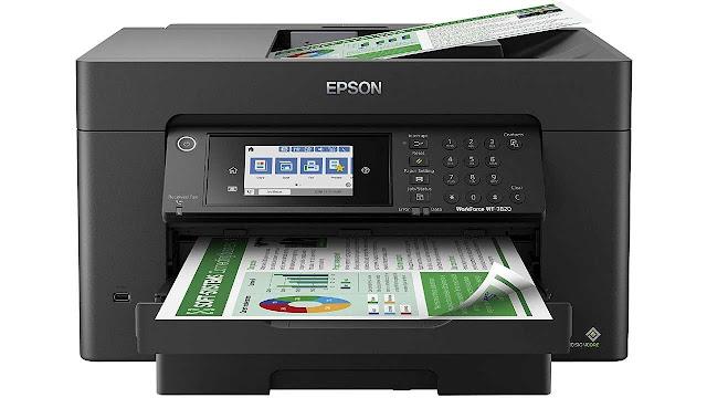 Epson Workforce Pro WF-7820 All-in-One Printer