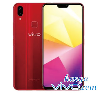 harga vivo x21i dengan spesifikasinya