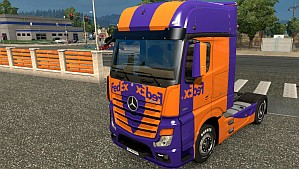 Mercedes MP4 FedEx