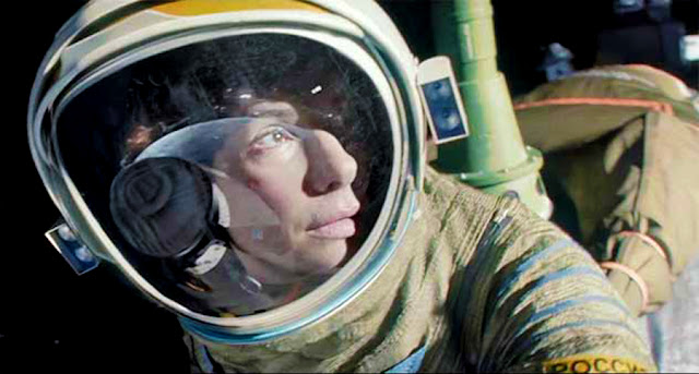 Gravity Movie 2013 Sandra Bullock
