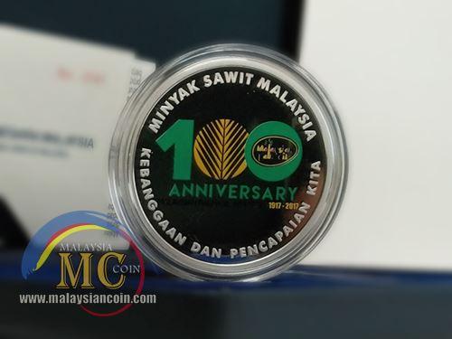 Syiling 100 tahun Sawit