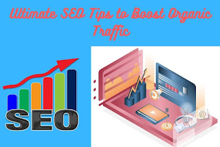 seo tips to boost organic traffic for website