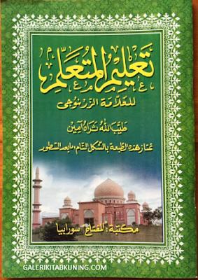 Kitab Ta'limul Muta'allim - Lengkap Arab dan Terjemahan