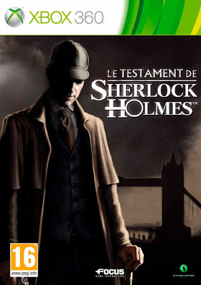 The Testament OF Sherlock Holmes (LT 3.0) Xbox 360 Torrent