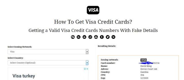 الحصول على فيزا مشحونة بالأموال مجانا بطاقة فيزا افتراضية مشحونة مجانا 2020