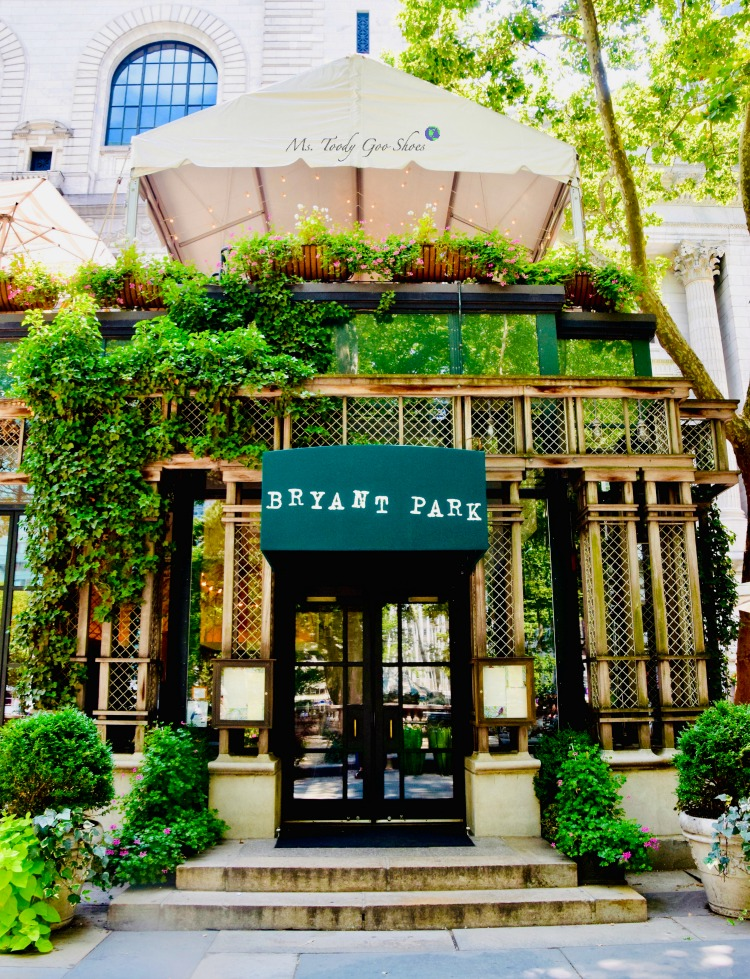 If Bryant Park isn't on your tourist radar, it should be. There are so many unique events, no matter what time of year you visit New York City.  | Ms. Toody Goo Shoes