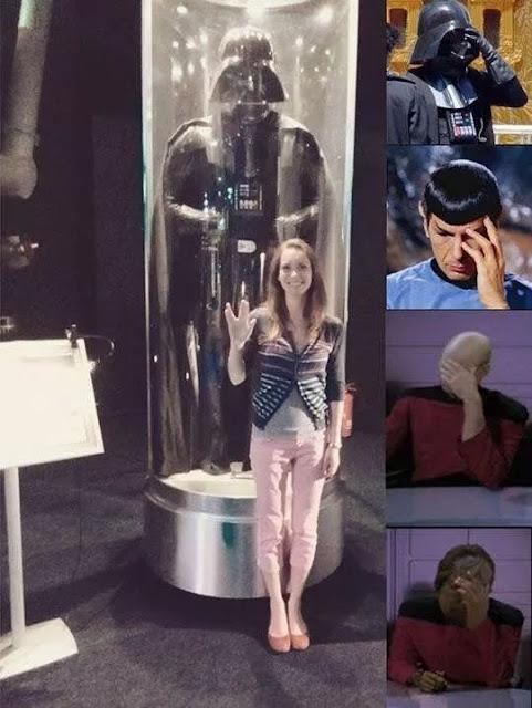 El Darth Vader de Star Trek