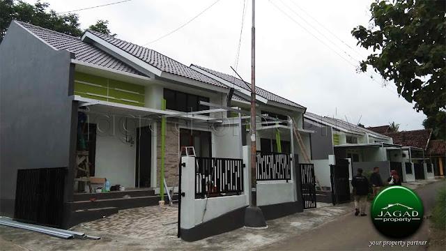 Rumah Baru dekat RS At Turots Seyegan
