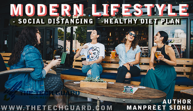 Modern Lifestyle is Good or Bad? leading to diabetes, heart diseases, and cancers.