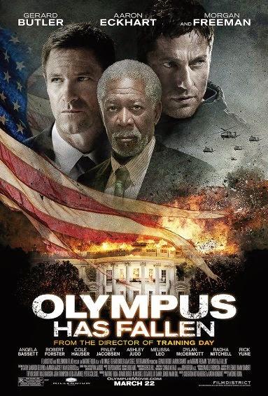 Olympus Has Fallen (2013) 720p BRRip