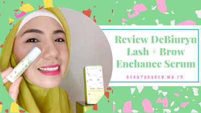 DeBiuryn Lash+Brow Enchance Serum