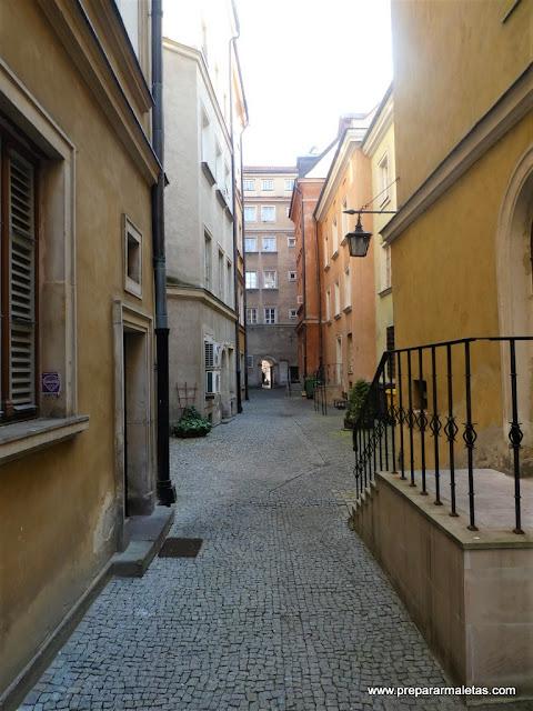 Varsovia, la ciudad más desconocida de Polonia