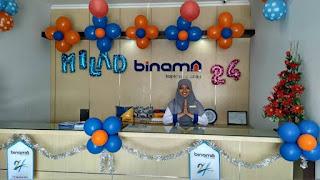 Frontliner di Koperasi Syariah Binama Semarang