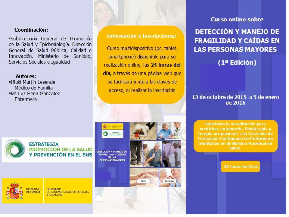 Formación en la Palma Área de Salud FORMACION GRATUITA ONLINE