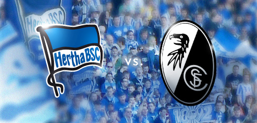 Hertha Berlin vs Freiburg  - Video Highlights & Full Match