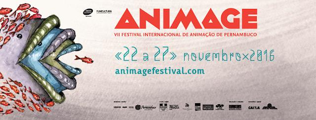Festival Internacional de Animação de Pernambuco Animage - VII Festival Internacional de Animação de Pernambuco