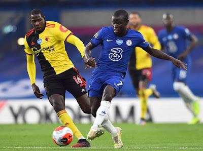 Chelsea dính tổn thất lớn sau trận thắng Watford