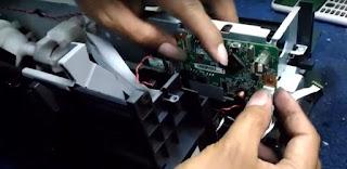 Cara Mengatasi Printer Epson L120 SERVICE REQUIRED
