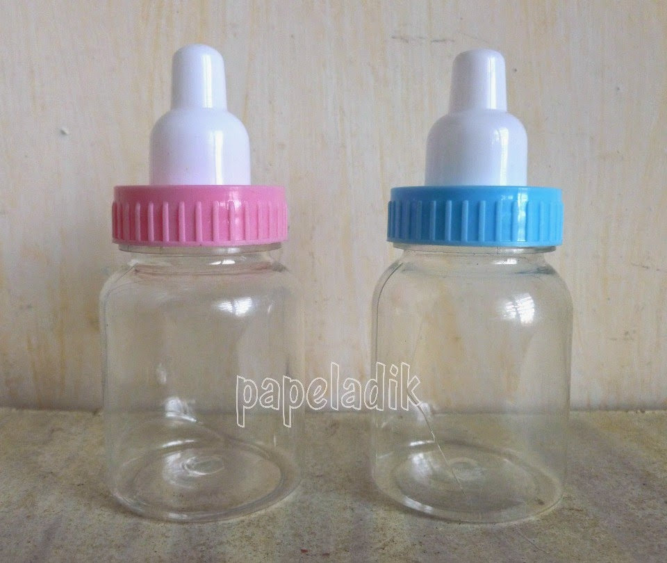 Papeladik Plain Mini Baby Bottle For Diy Favors Or Souvenirs
