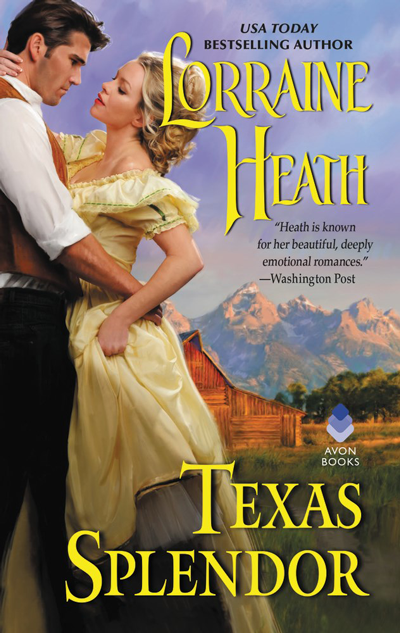 Book Review: Texas Splendor (Texas Trilogy #3) by Lorraine Heath