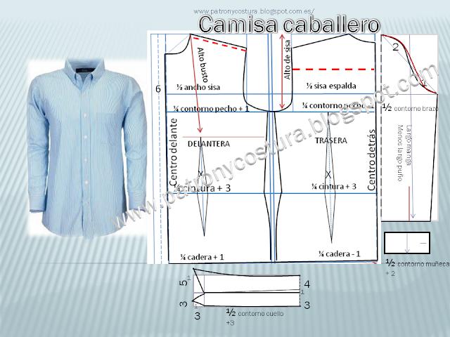 http://www.patronycostura.com/2013/11/tema-8-camisa-de-caballero_14.html