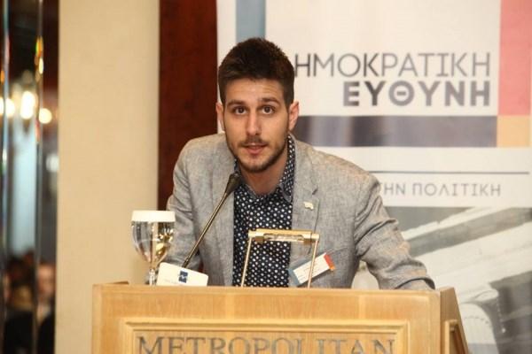 """Νίκος Γαμβρούλας για τον δεύτερο γύρο: """"Ψήφος κατόπιν αξιολόγησης"""""""