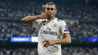 Bale the only Madrid player who refused pay cut during summer