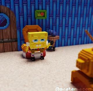 Spongebob Voxel Meme