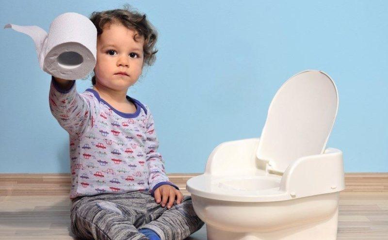 Çocuğunuza Tuvalet Eğitimi Verirken Baskıcı Olmayın