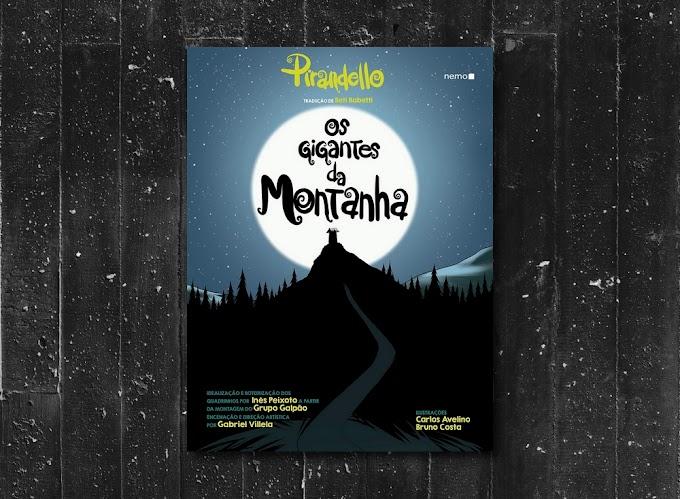 Os Gigantes da Montanha | Luigi Pirandello