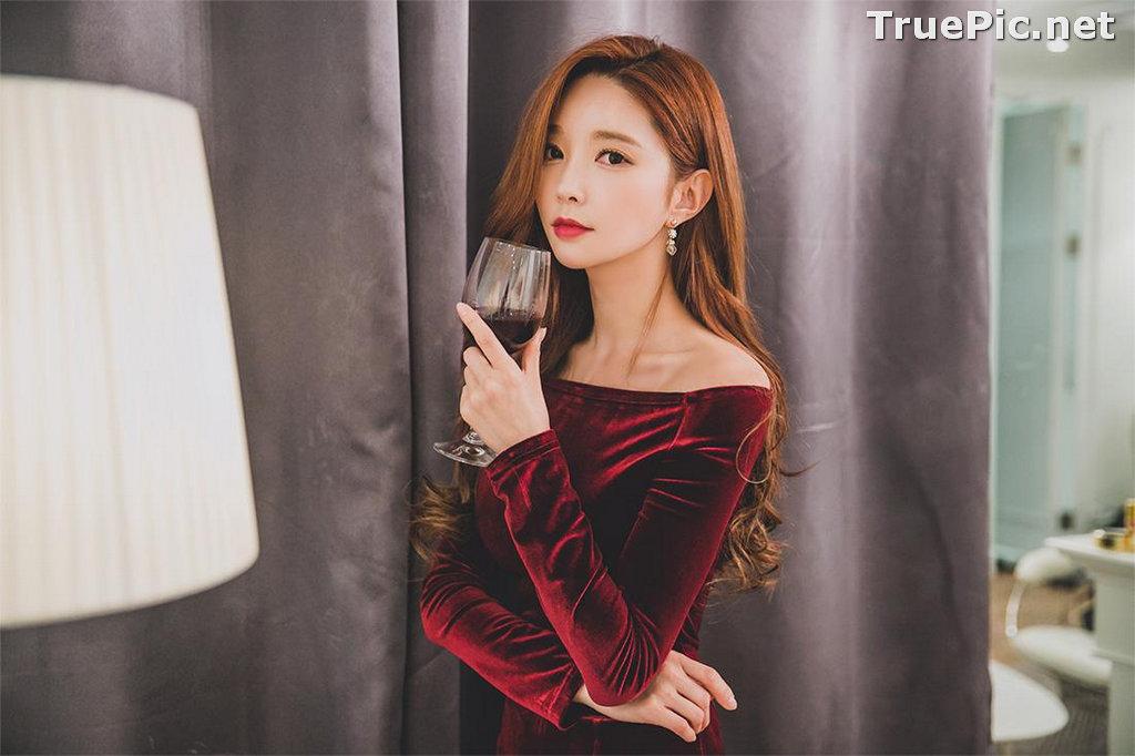 Image Korean Beautiful Model – Park Soo Yeon – Fashion Photography #12 - TruePic.net - Picture-44