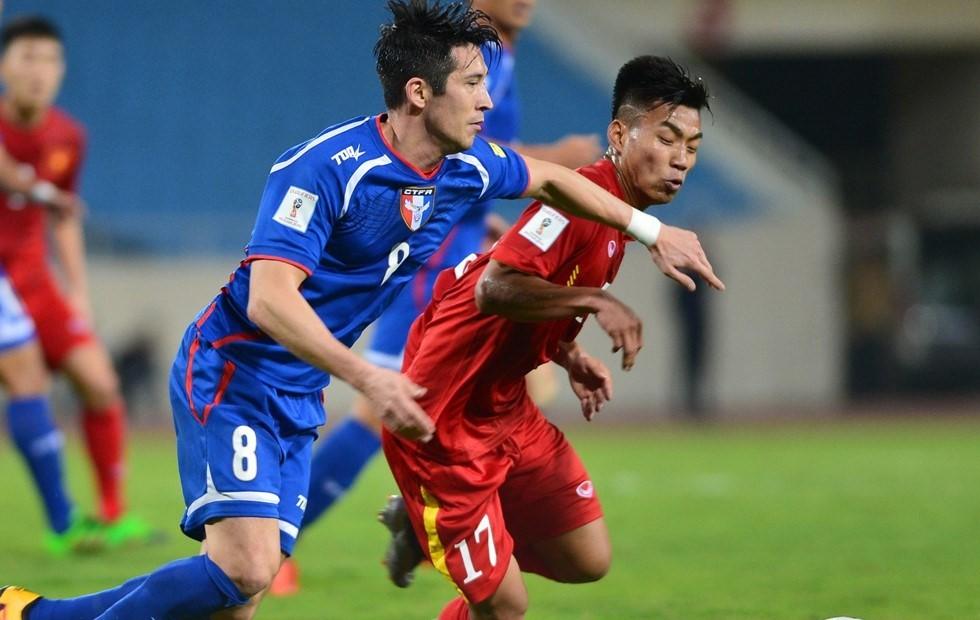 Đài Bắc Trung Quốc vs Nepal 18h00 ngày 6/6 www.nhandinhbongdaso.net