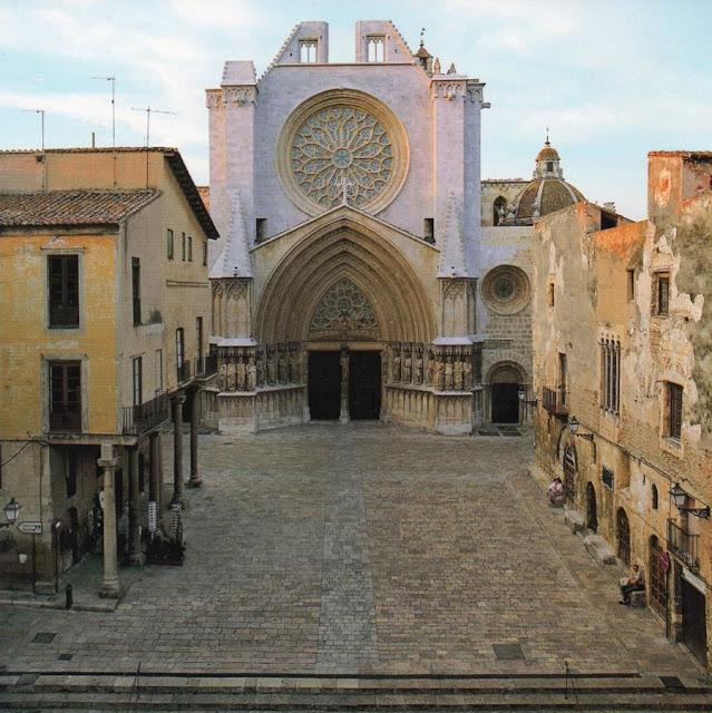 Resultado de imagen de catedral de tarragona