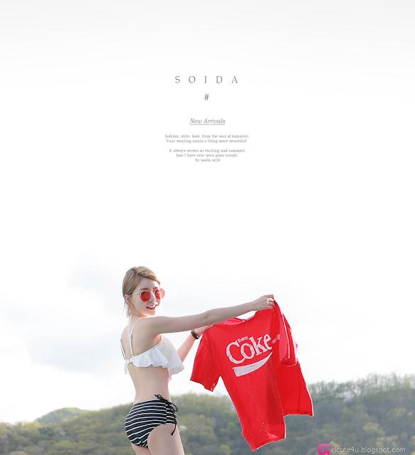 Shin So Jung - Bikini Set - very cute asian girl - girlcute4u.blogspot.com (5)