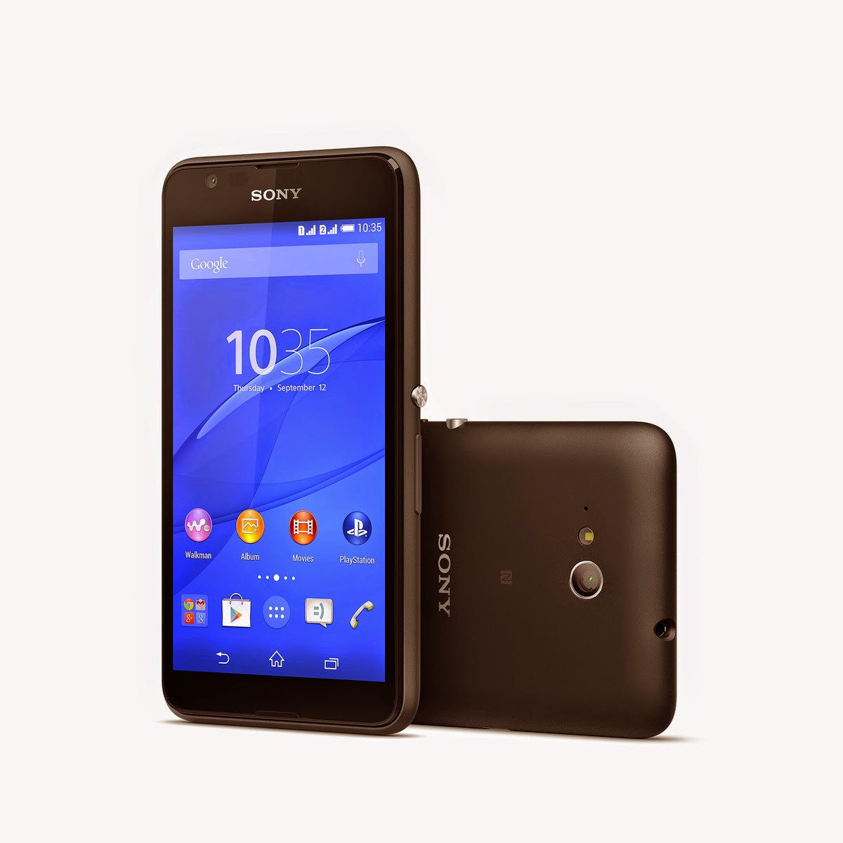 Sony Xperia E4g and E4g Dual