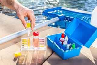yüzme havuzu temizliği