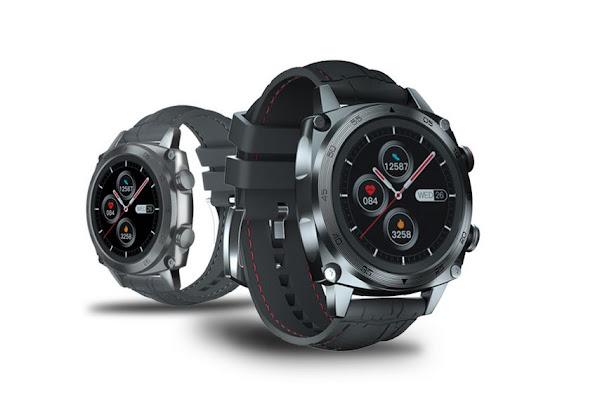 Cubot anuncia o seu novo smartwatch - Cubot C3