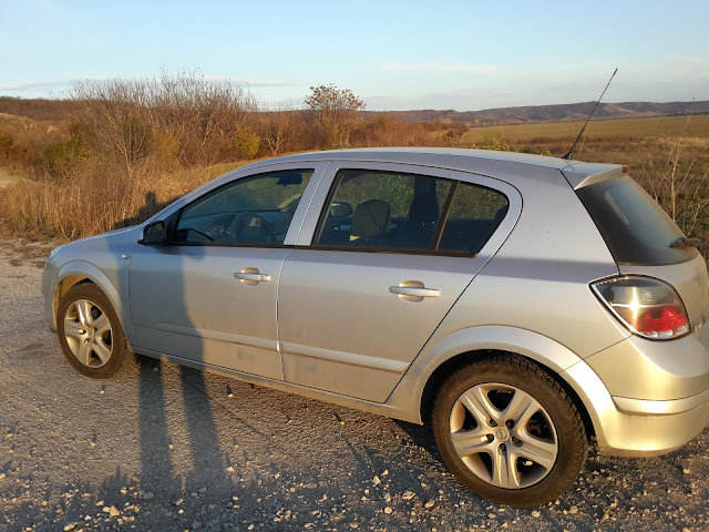 Opel / Vauxhall Astra H general info