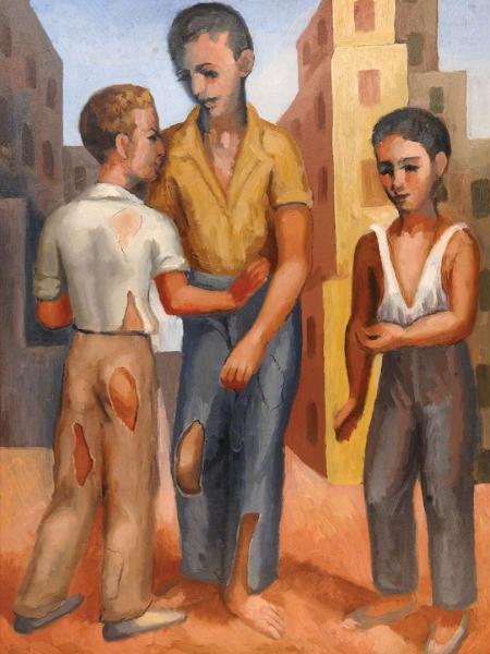 Desamparados, 1938